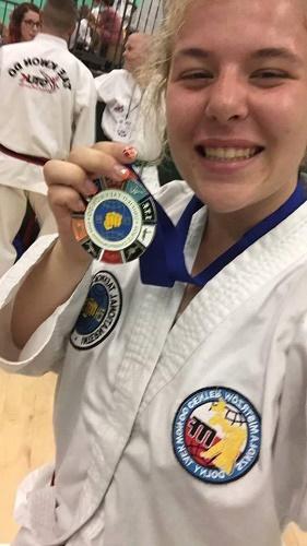 Wicemistrzostwo świata w taekwondo
