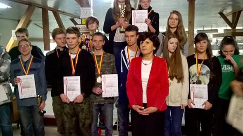 Międzyszkolna Liga Strzelecka 2015/16