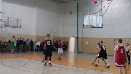 Koszykówka- Mistrzostwo Strefy Zachód